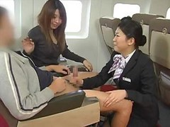Asian, Handjob, Japanese, Beautiful asian ladyboy fucking