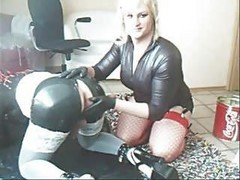 Amateur, Rubber, Doll, Rubber booted gay farmer